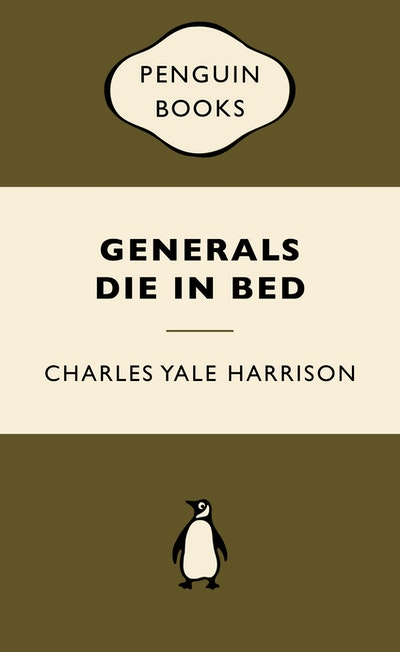 Generals Die in Bed: War Popular Penguins