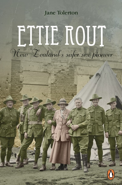 Ettie Rout: New Zealand's safer sex pioneer