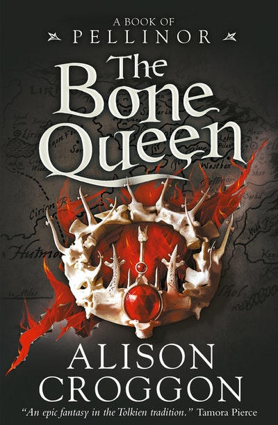 Penguin Book Cover Queen : The bone queen a book of pellinor by alison croggon