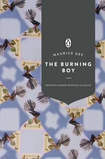 Penguin Book Cover Awards : The burning boy penguin award winning classics