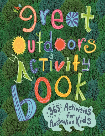 The Great Outdoors Activity Book