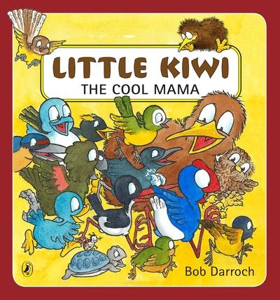 Little Kiwi the Cool Mama