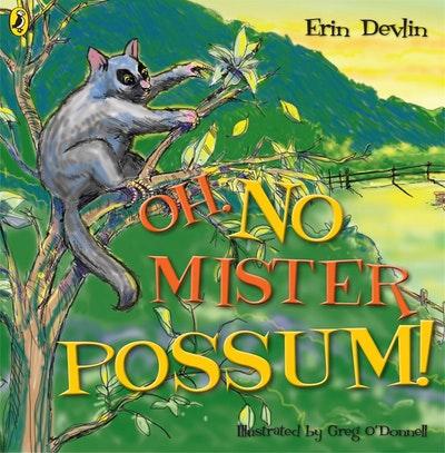 Oh, No Mister Possum!