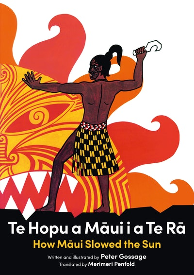 Te Hopu a Maui i a te Ra/How Maui Slowed the Sun