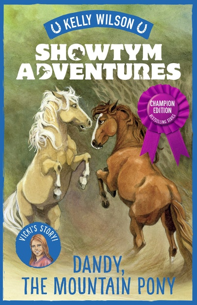 Showtym Adventures 1: Dandy, the Mountain Pony