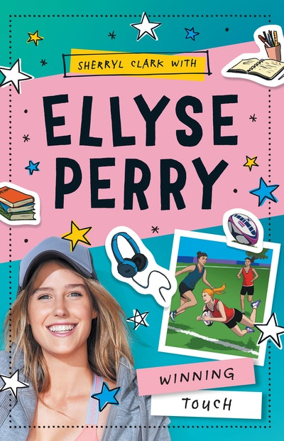Ellyse Perry 3: Winning Touch