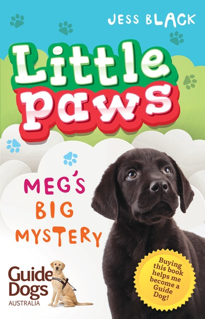 Little Paws 2: Meg's Big Mystery