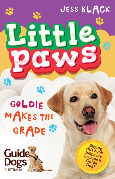 Little Paws 4: Goldie Makes the Grade