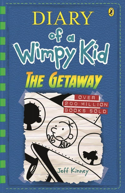 The Getaway: Diary of a Wimpy Kid (BK12)