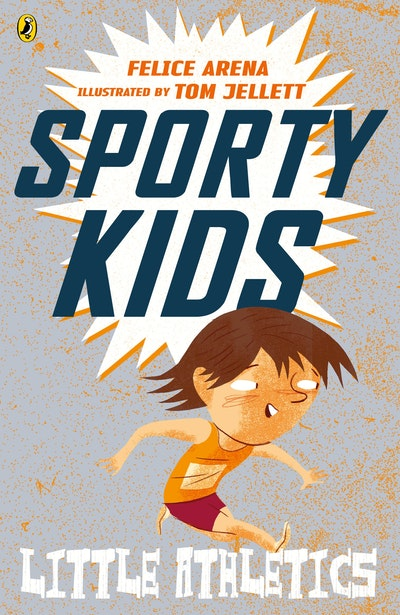 Sporty Kids: Little Athletics!