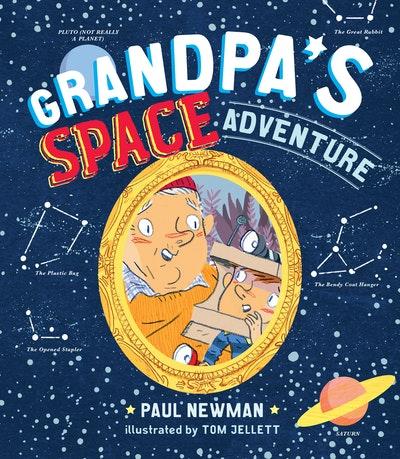 Grandpa's Space Adventure