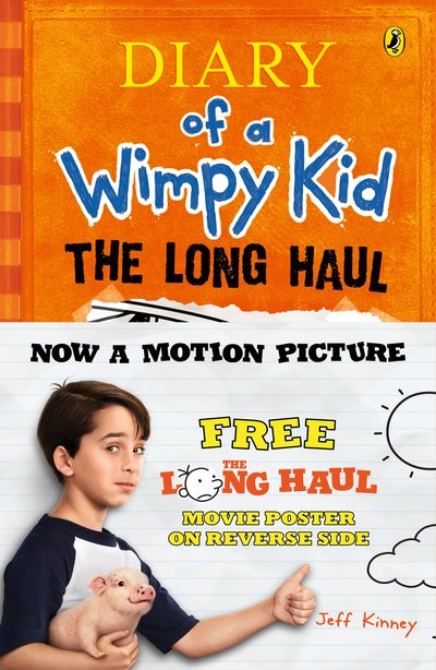 The Long Haul: Diary of a Wimpy Kid (BK9)