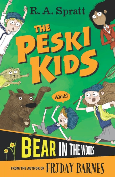 The Peski Kids 2: Bear in the Woods