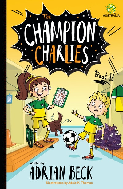 The Champion Charlies 2: Boot It