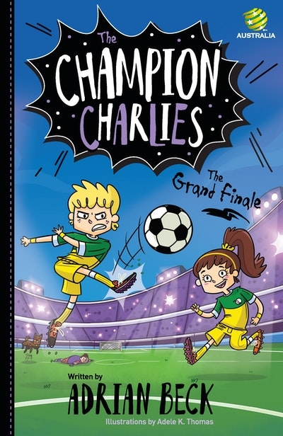 The Champion Charlies 4: The Grand Finale