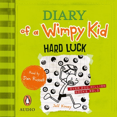 Hard Luck: Diary of a Wimpy Kid (BK8)