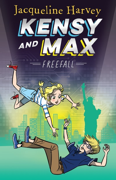 Kensy and Max 5: Freefall