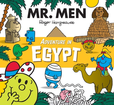 Mr Men Adventures: Adventure in Egypt