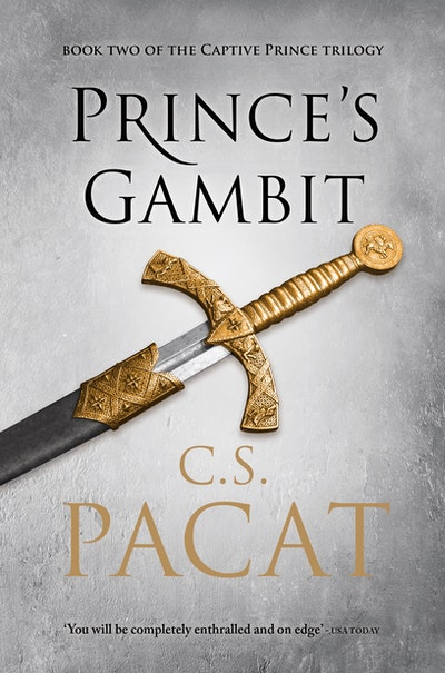 Prince's Gambit: Book Two of the Captive Prince Trilogy