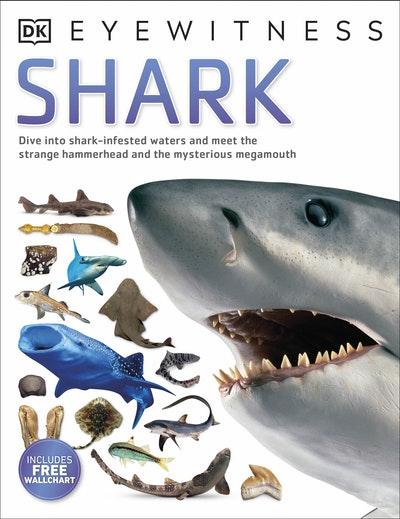 DK Eyewitness: Shark