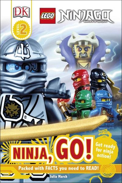 DK Reader: LEGO® Ninjago: Ninja, GO!