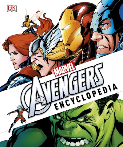 Marvel Avengers: Encyclopedia