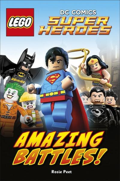 LEGO® DC Comics Super Heroes: Amazing Battles