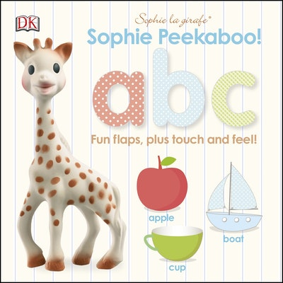 Sophie La Girafe: Sophie Peekaboo! ABC