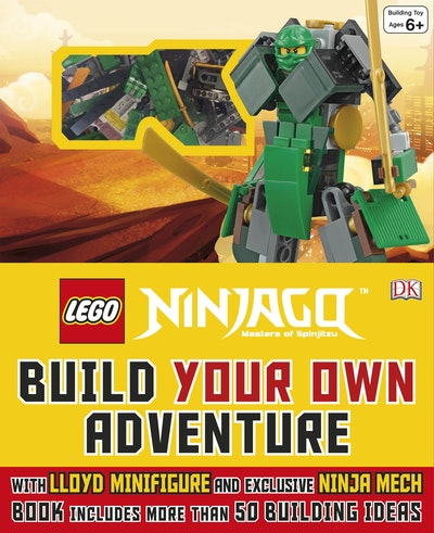 LEGO® Ninjago: Build Your Own Adventure