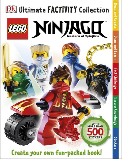 LEGO® Ninjago: Ultimate Factivity Collection