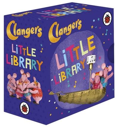 Clangers: Playtime Sticker Activity Book
