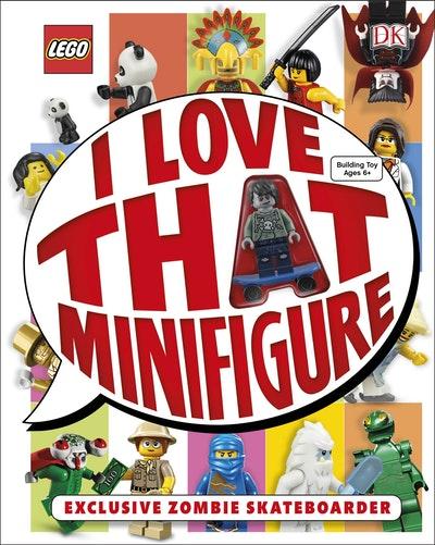 LEGO®: I Love That Minifigure