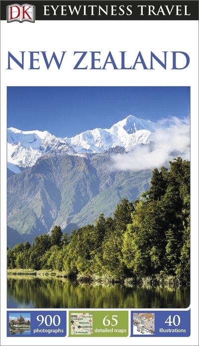New Zealand: Eyewitness Travel Guide