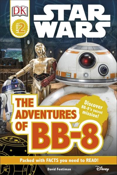 DK Reader: Star Wars: Adventures of BB8