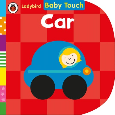 Ladybird Baby Touch: Car