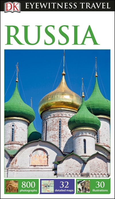 Russia: Eyewitness Travel Guide