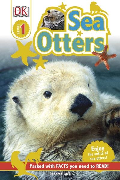 DK Reader: Sea Otters