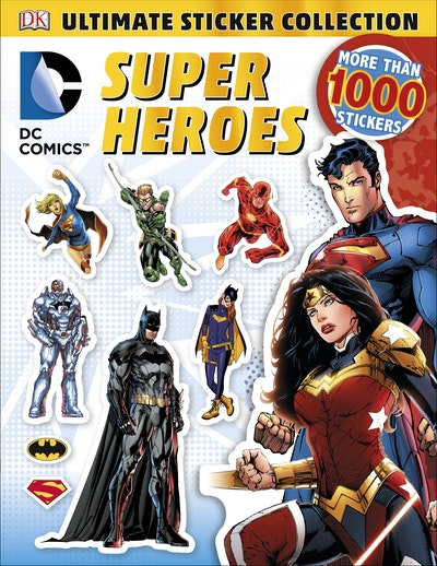 DC Comics: Ultimate Sticker Collection