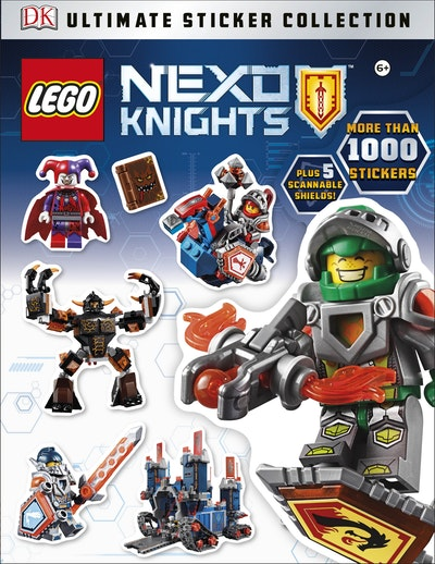 LEGO® Nexo Knights: Ultimate Sticker Collection