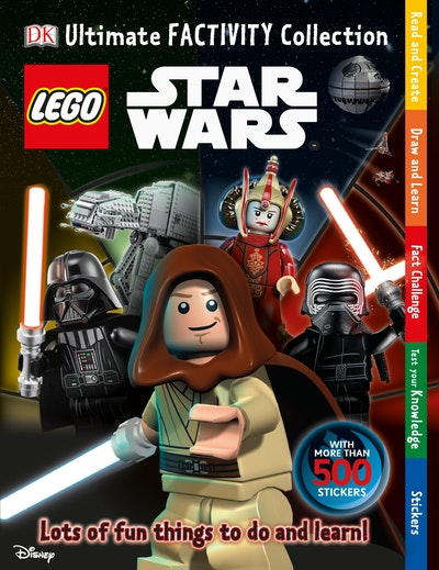 LEGO® Star Wars: Factivity Collection