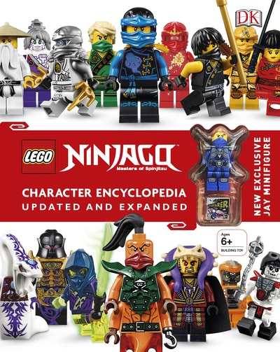 LEGO® Ninjago: Character Encyclopedia Updated Edition
