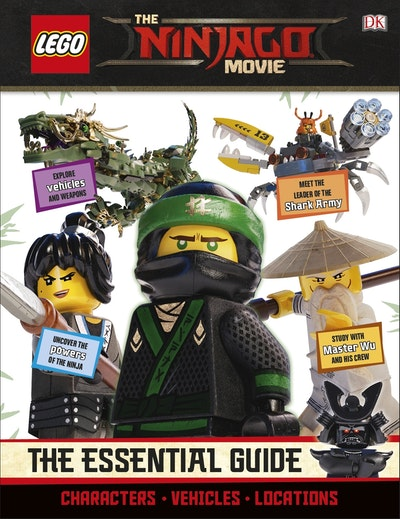 The Lego® Ninjago Movie: The Essential Guide by DK - Penguin Books ...