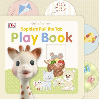 Sophie La Girafe: Pull The Tab Play Book