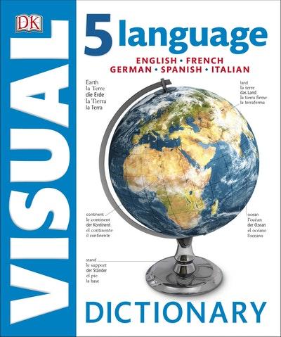 5 Language: Visual Bilingual Dictionary