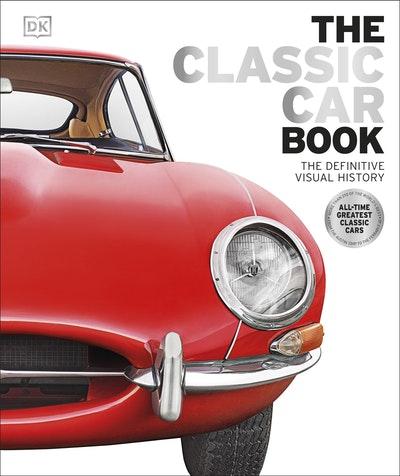 Classic Car Book: Visual History