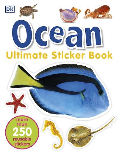 BDEx: Ocean Ult Sticker Book