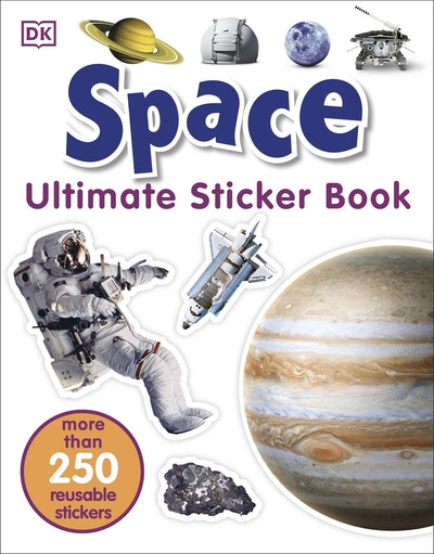Space: Ultimate Sticker Book