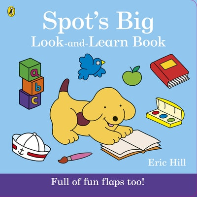 Spot's Big Look-and-Learn Book