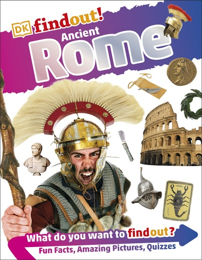 DKfindout! Ancient Rome