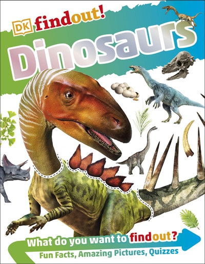 DKfindout!: Dinosaurs